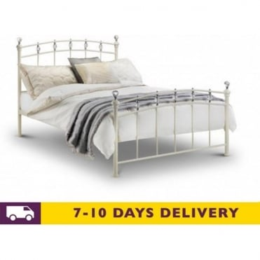 Sophie 4ft6 Double Metal Bed