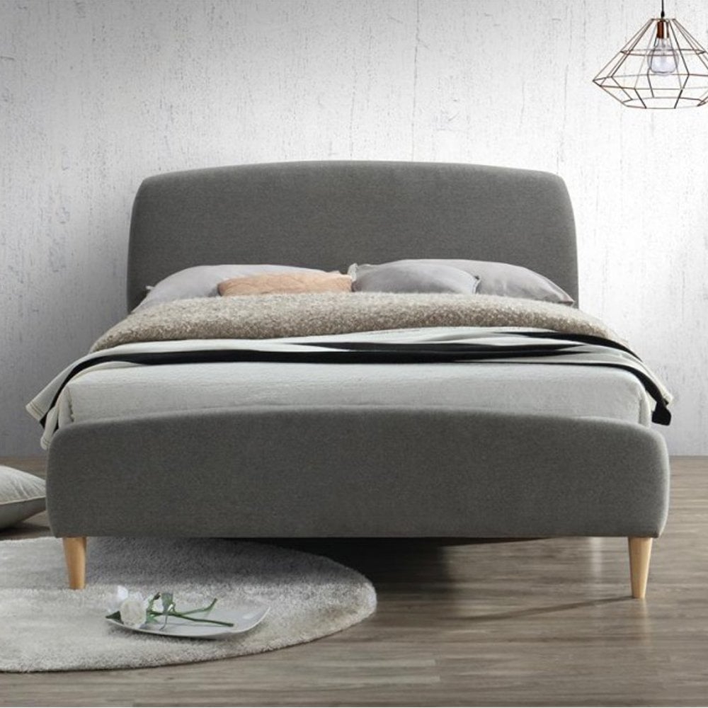 Discounted Birlea Beds Queb4gry Quebec 4ft Small Double