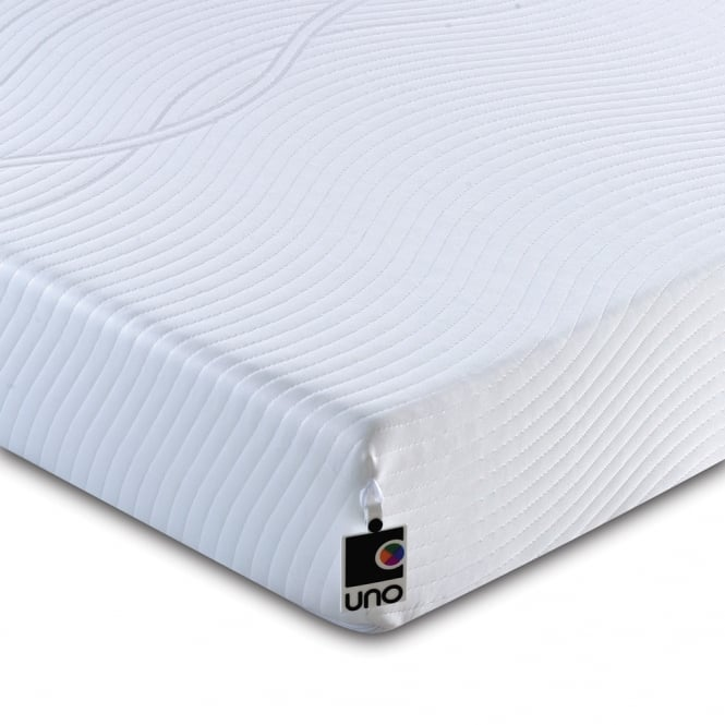 Breasley Uno Revive 4ft6 Double Mattress with Adaptive plus Fresche Technology