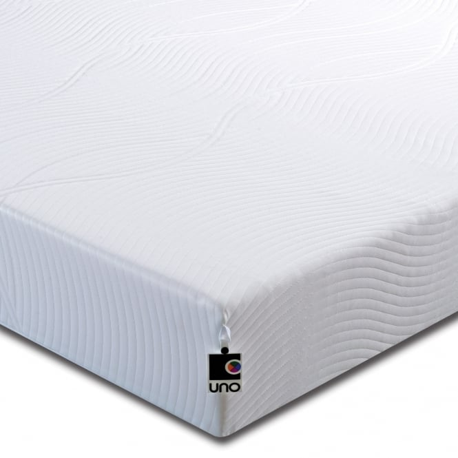 Breasley Uno Vitality Plus 3ft Single Mattress with Adaptive plus Fresche Technology