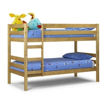 Wyoming 3ft Solid Pine Bunk Bed